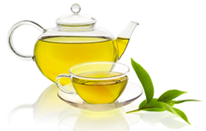 Green tea is a great antioxidant